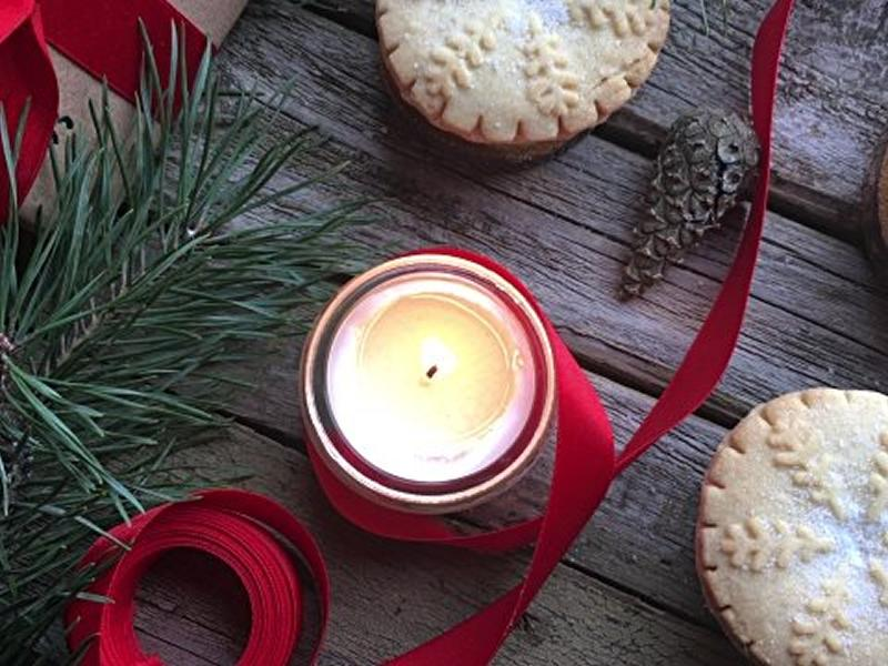 Winter Wee Retreat - Meditation, Mince Pies & Mulled Wine!