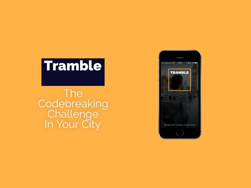 Tramble App Glasgow