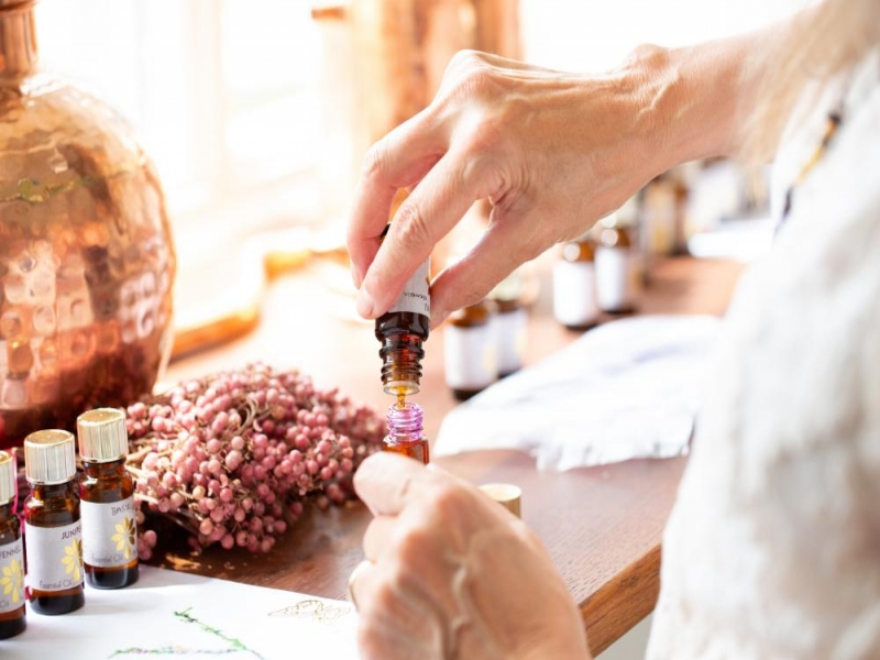 Botanical Alchemy - Natural Skin Care & Aromatherapy Course - POSTPONED