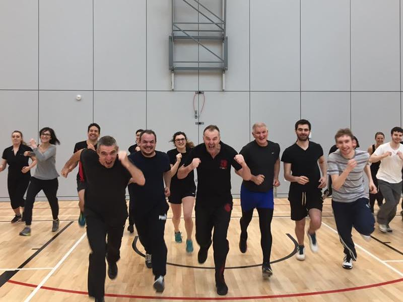 Krav Maga Self Defense Beginners Courses