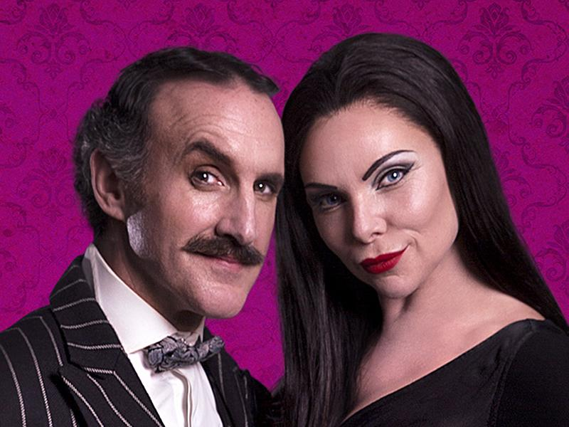 The Addams Family returns to Glasgow