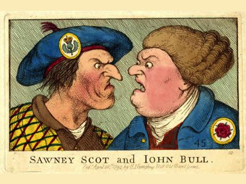 Lecture: Myths about the Scots language