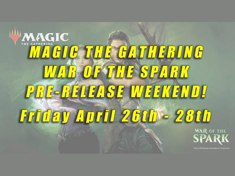 War of the Spark Midnight Pre-release