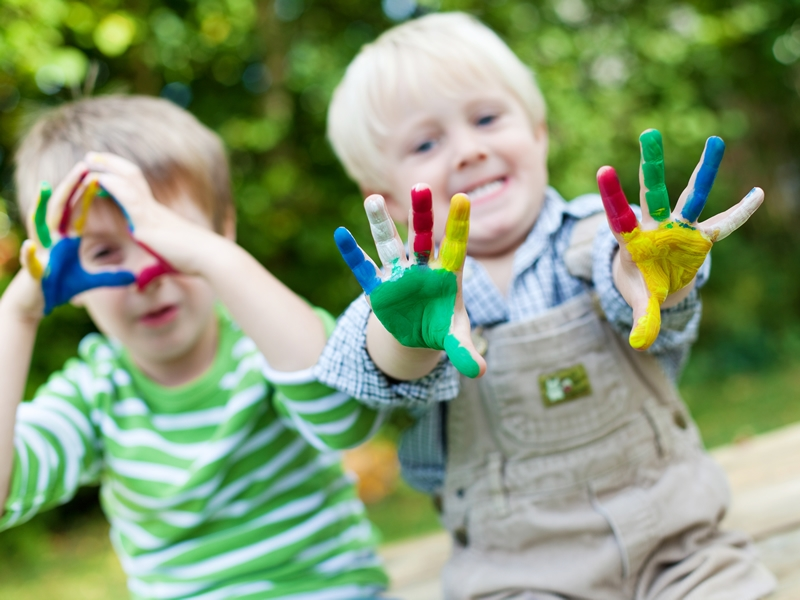 Children: Pre School Activities