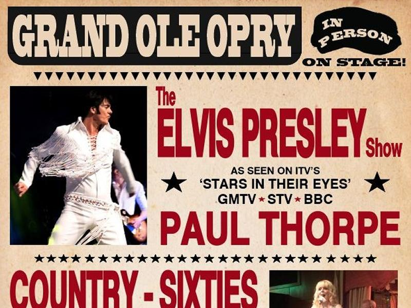 The Elvis Presley Show and Country Sixties