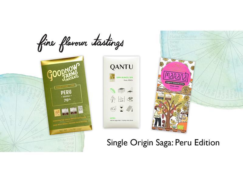 Chocolate Tasting - Single Origin Saga: Peru Edition