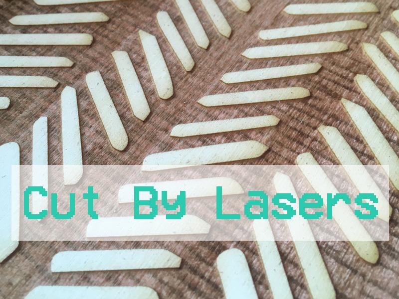 Cut By Lasers
