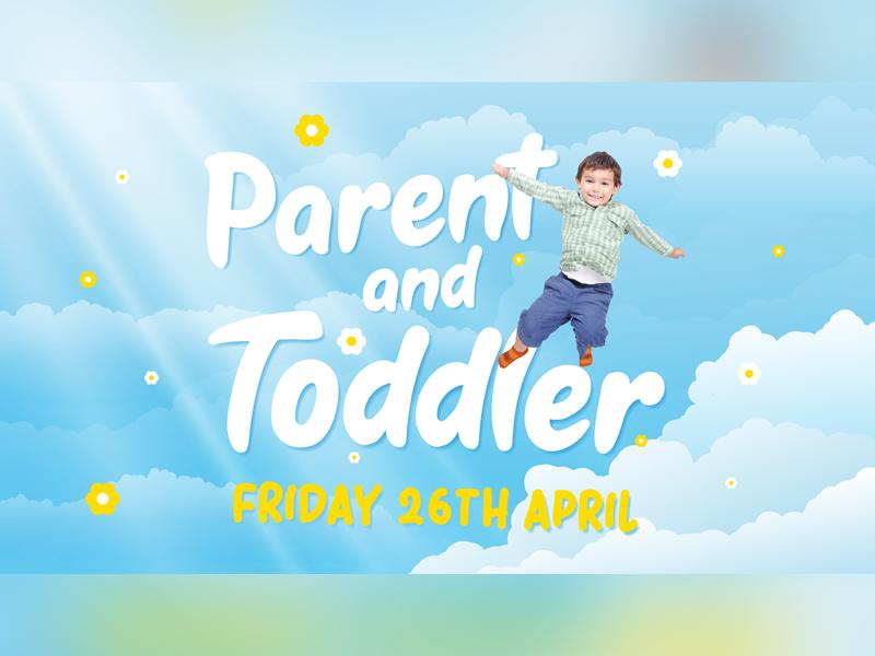 Gravity Parent & Toddler Event: Easter