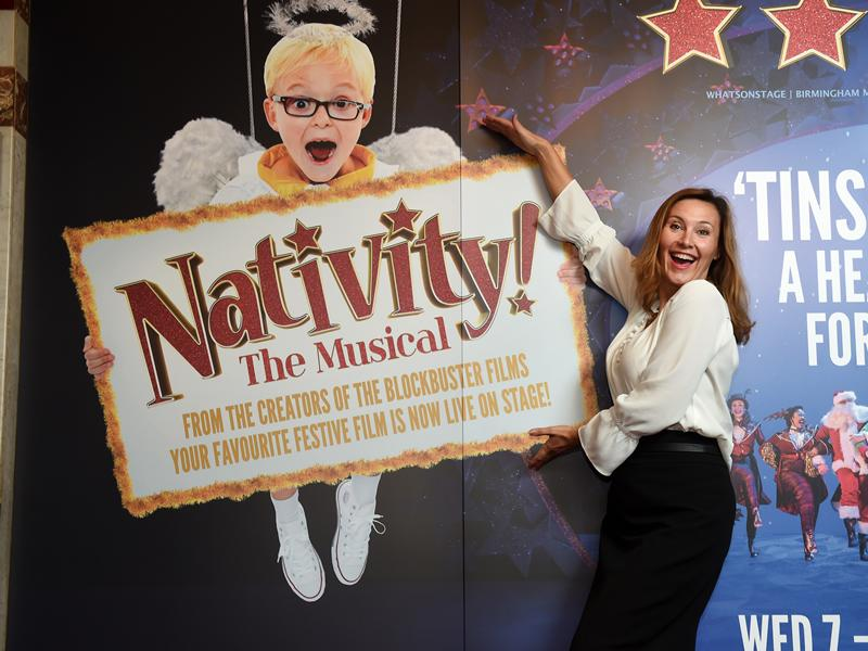Jane McCarry in Nativity! The Musical