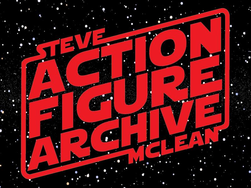 Steve McLean: Action Figure Archive