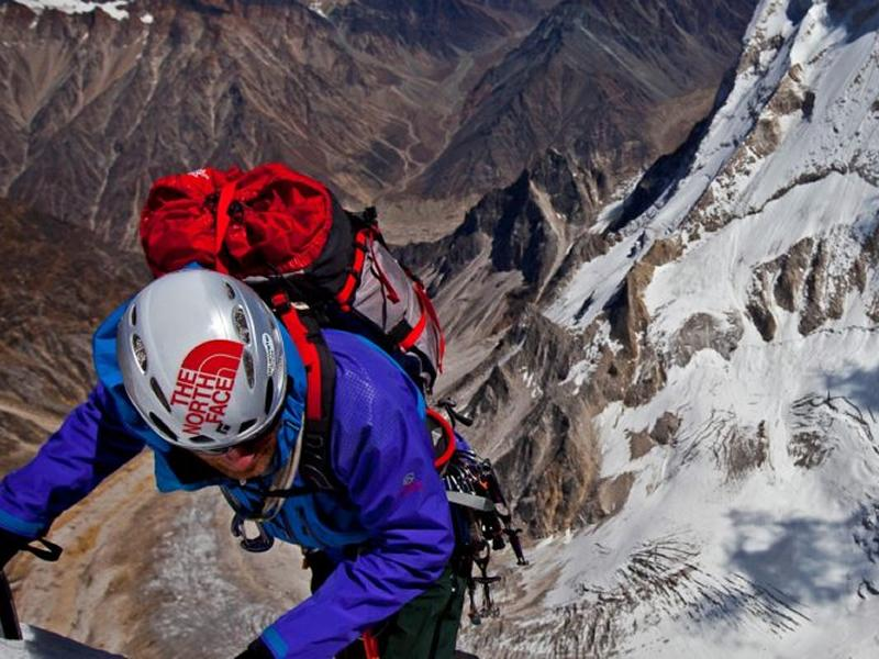 Conrad Anker: Hold Fast: Yosemite to Everest to Meru