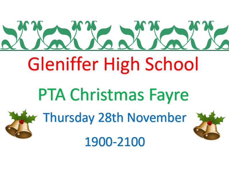 Gleniffer High School PTA Christmas Fayre