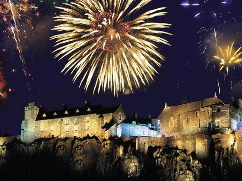 Hogmanay Family Fireworks Display