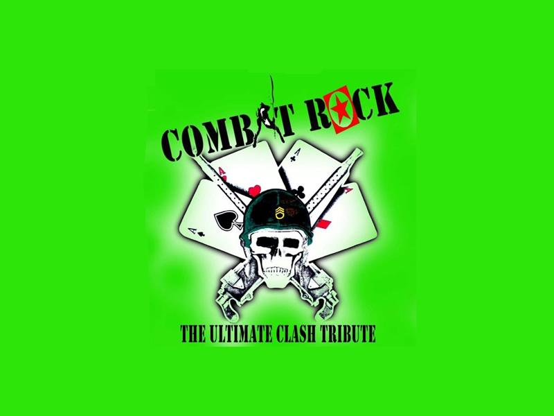 Combat Rock supported by 2 Sevens