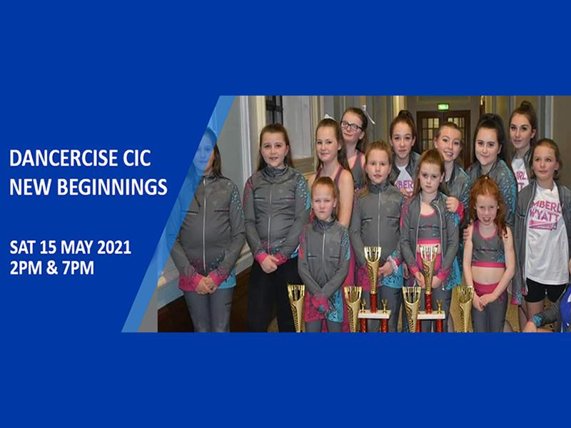 Dancercise CIC - New Beginnings