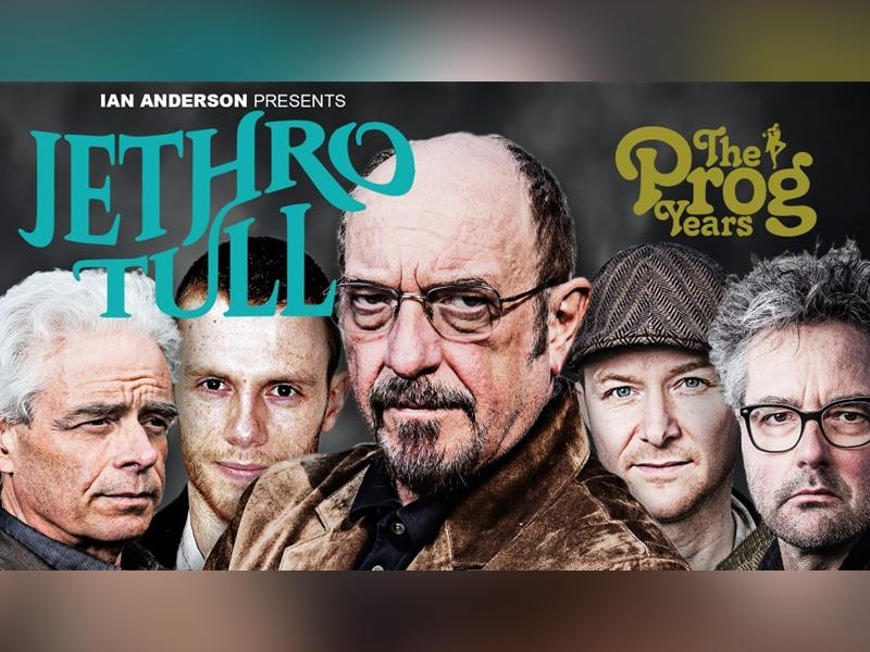 Jethro Tull: The Prog Year - CANCELLED