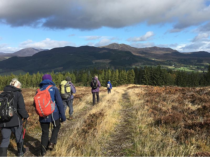 Stirling, Falkirk And District Ramblers