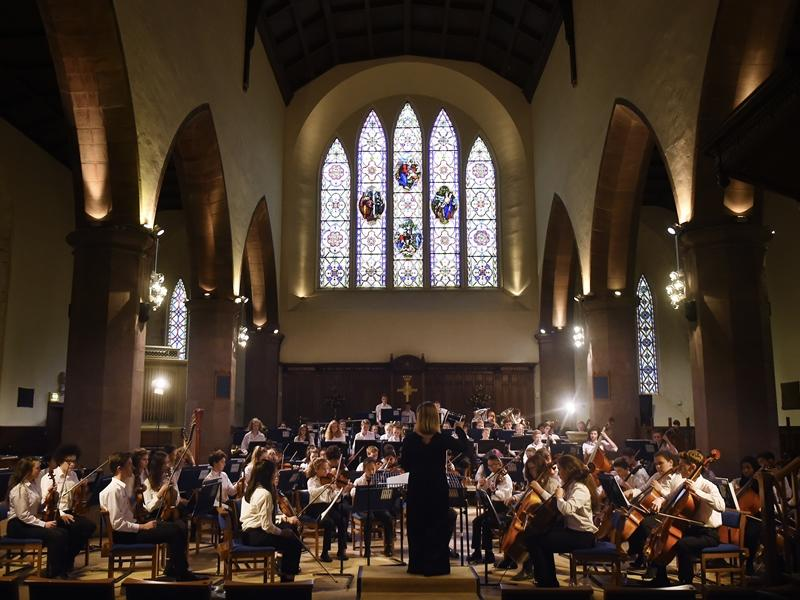NYOS Junior Orchestra Summer Concert - CANCELLED