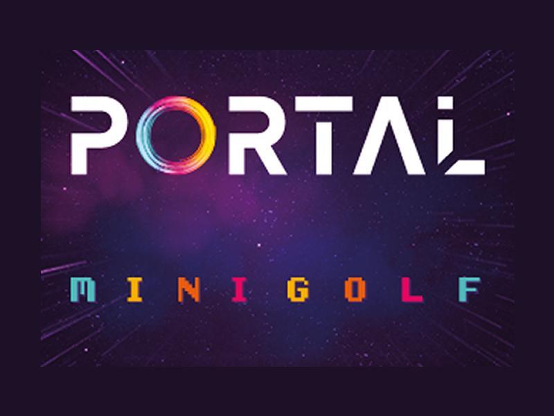 Portal Mini Golf