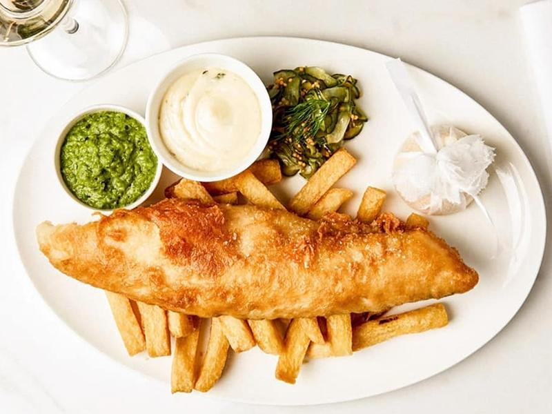 5 spots to enjoy delicious seafood in Edinburgh
