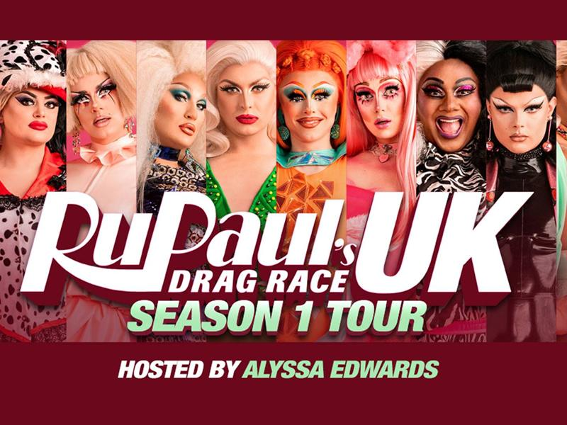 RuPaul's Drag Race Season 1 Tour