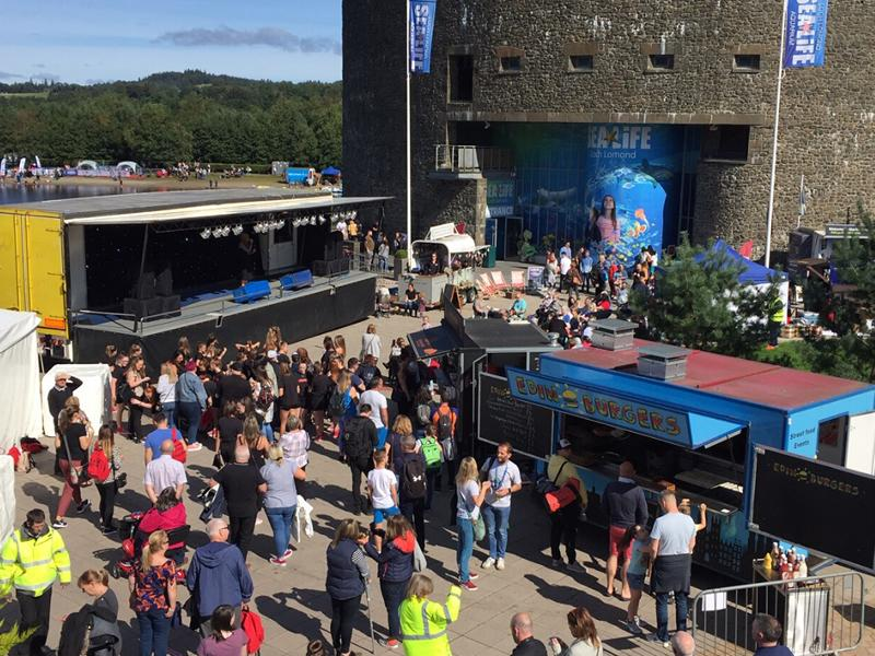 Loch Lomond Food and Drink Festival is back!