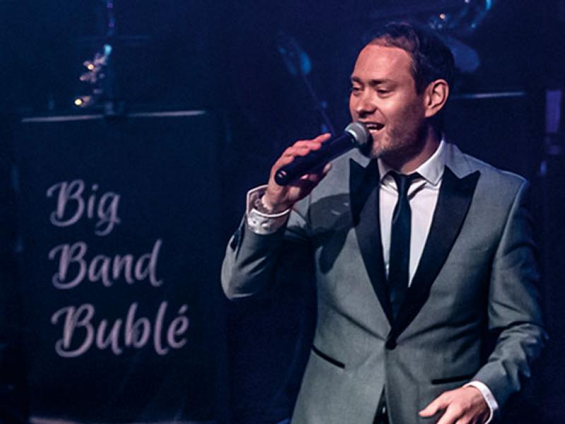 Big Band Buble - CANCELLED