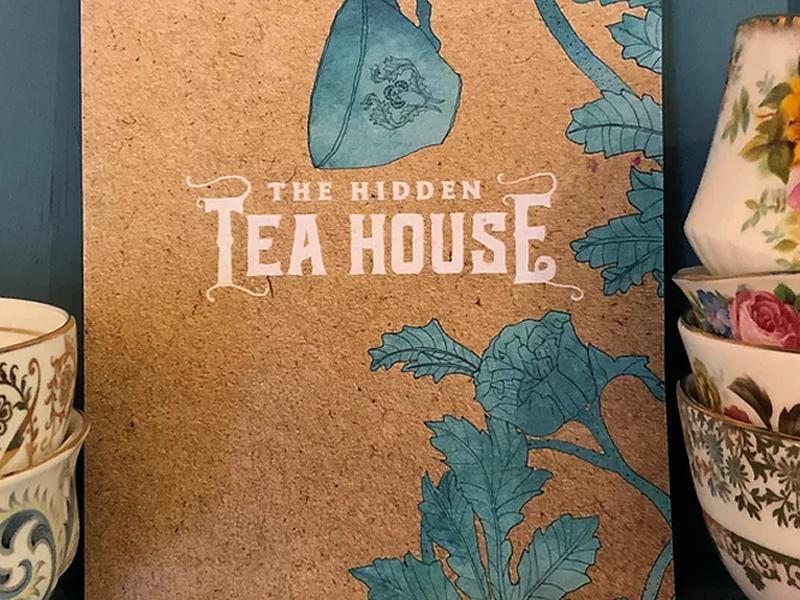 The Hidden Tea House