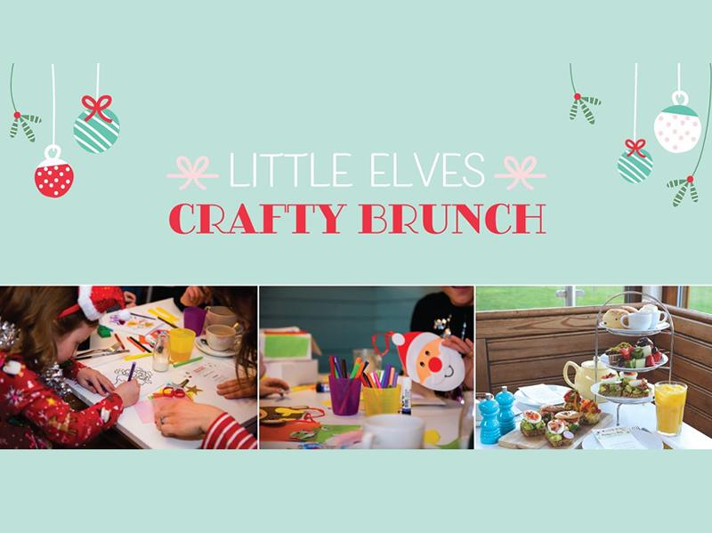 Little Elves Crafty Brunch