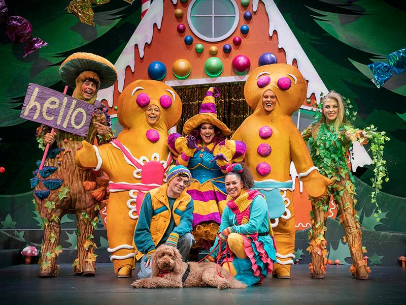 Family festivities begin at Vue Edinburgh Ocean and Omni with CBeebies Christmas Show: Hansel and Gretel