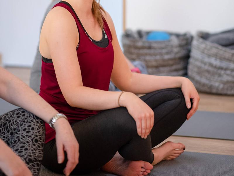 Free Pop Up Intro To Yin Yoga - Online Event