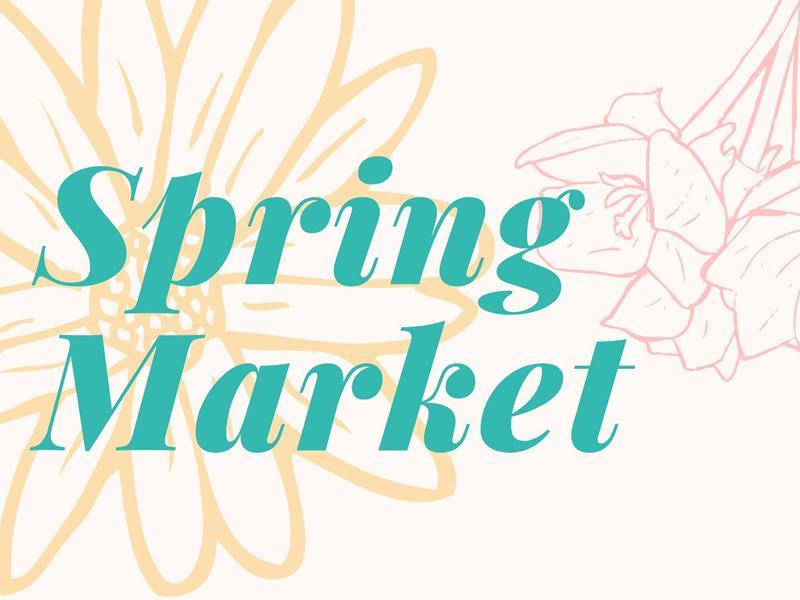 Spring Market and Easter Egg Hunt