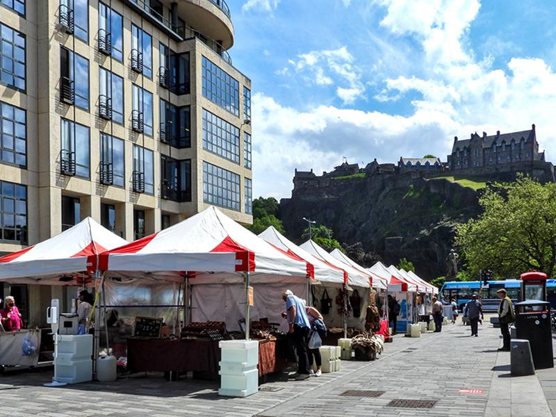 Castle Street Festival Fair