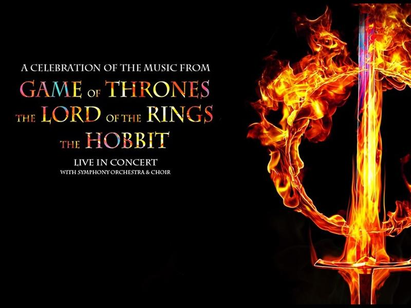 A Celebration of the Music From Game of Thrones, Lord of the Rings and the Hobbit