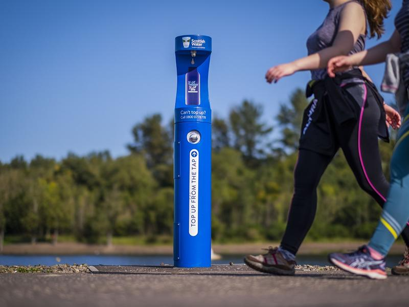 Taking Big Steps To Enjoy Top Up Taps Network in Scotland