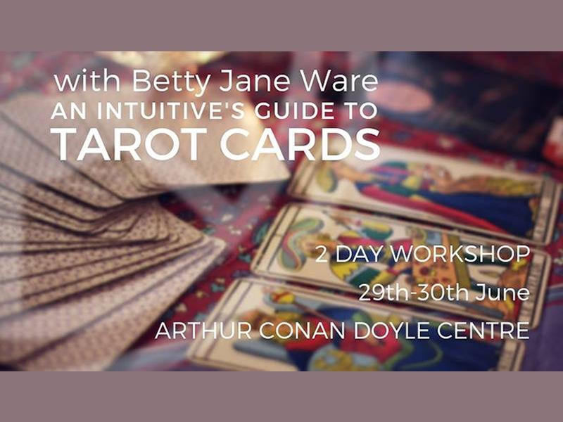 Betty Jane Ware:  An Intuitive's Guide to the Tarot