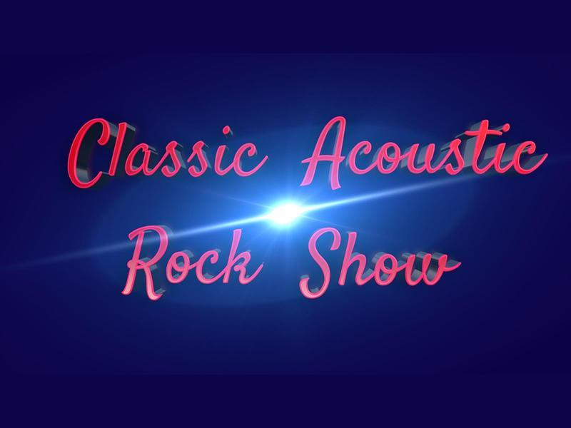 Classic Rock Acoustic Show