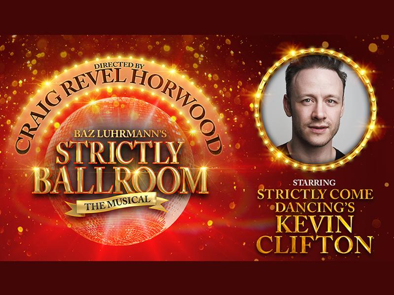 Strictly Ballroom - RESCHEDULED DATE