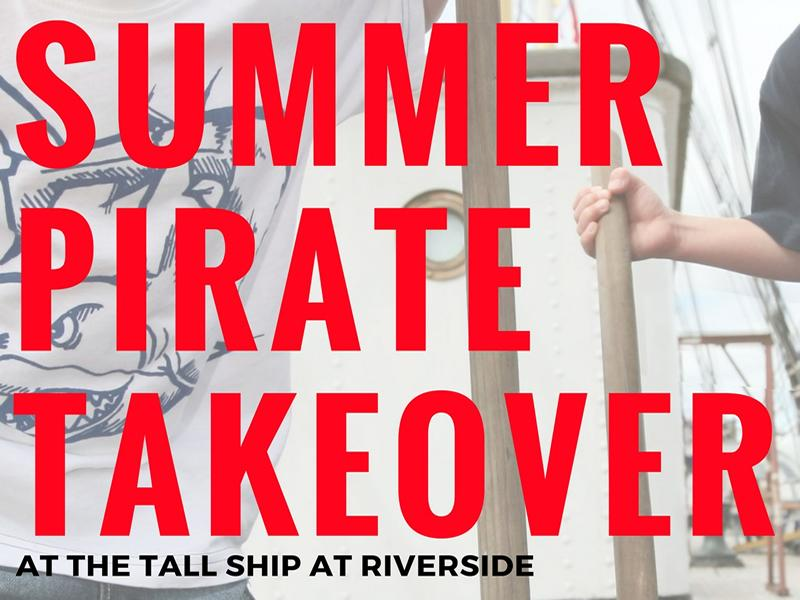 Summer Pirate Takeover