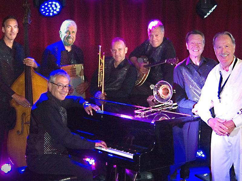 Hamish McGregor Band Play Chris Barber