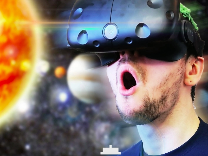 Virtual reality arcade opens at Flip Out Glasgow