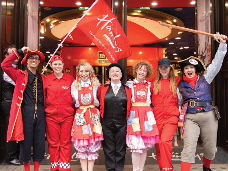 Iconic toy giant Hamleys is set to open magical new store in St James Quarter