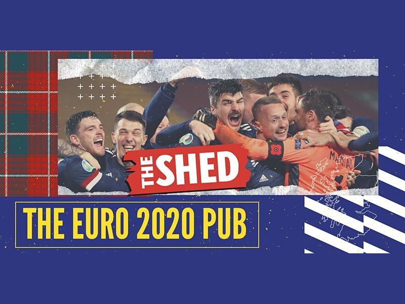 The Euro 2020 Pub