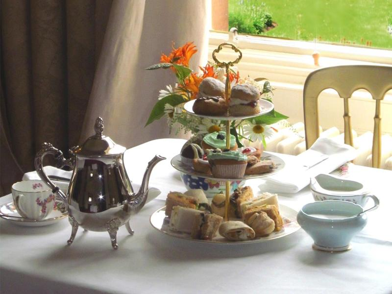 Afternoon Tea at Holmwood House