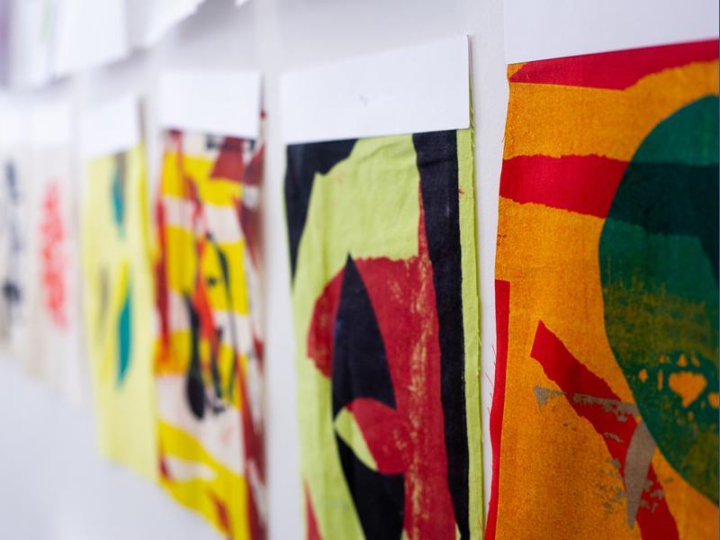 Beginner's Textile Printing Workshop