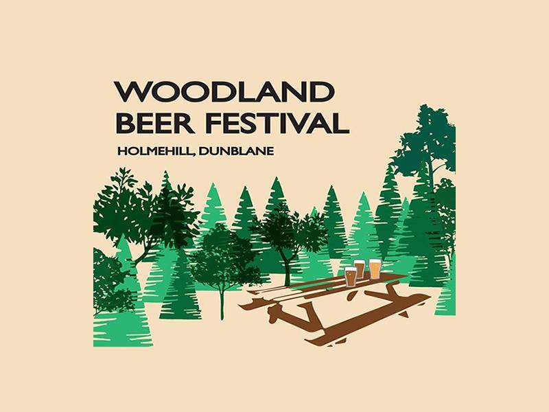 Dunblane Woodland Beer Festival