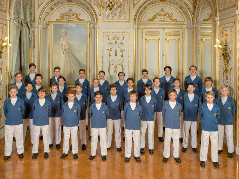 Monaco Boys Choir - Charity Concert