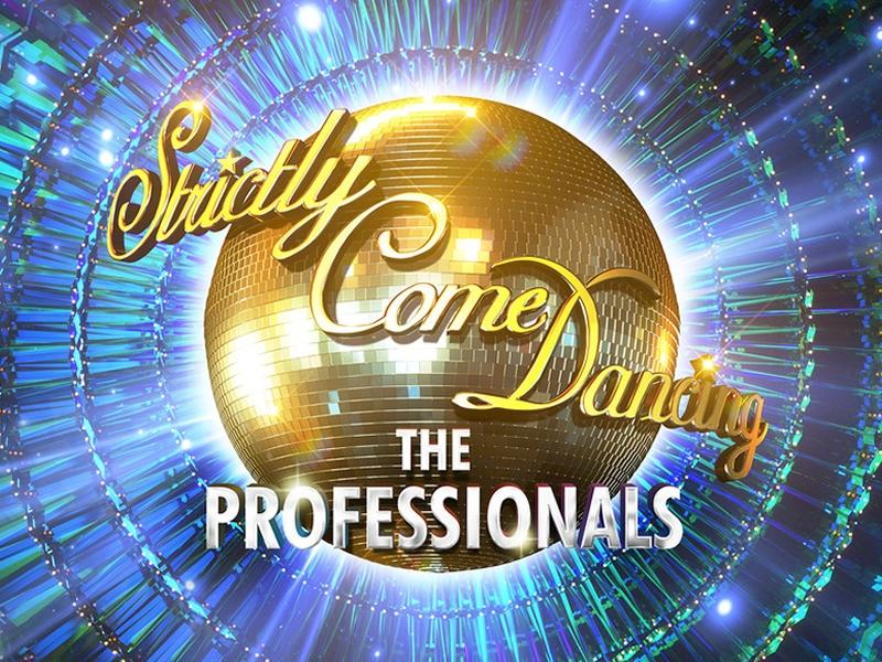 Pro Dancers announced for Strictly Come Dancing The Professionals Tour