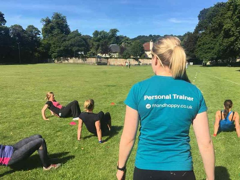 Victoria Park Boot Camp for Women