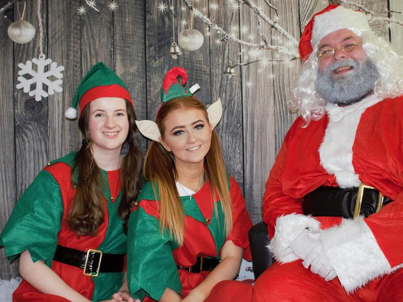 Nominate a family for Breakfast or Brunch with Santa